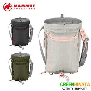 【国内正規品】 マムート マルチピッチ チョーク バッグ 小物入れ MAMMUT Multipitch Chalk Bag