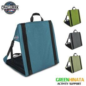 【国内正規品】 クレイジークリーク ザチェア 2.0 コンパクト 折りたたみ椅子 CRAZYCREEK The Chair シート 折りたたみチェア