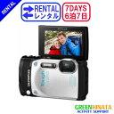 【レンタル】 【6泊7日TG-870】 オリンパス 防水コンパクトカメラ 防水 デジタルカメラ OLYMPUS TG-870 STYLUS TG-870…