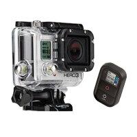 【レンタル】【3泊4日HERO3】ゴープロアクションカメラHERO3BLACKGOPROCHDHX-301-JPWi-Fiウェアラブルカメラハイビジョンヒーロー3ブラックエディションビデオカメラ