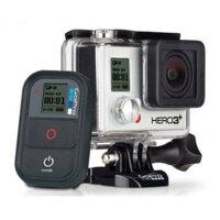【レンタル】【3泊4日HERO3+Plus】ゴープロアクションカメラHERO3+BLACKGOPROHERO3+PlusWi-Fiウェアラブルカメラハイビジョンヒーロー3プラスブラックエディションビデオカメラ