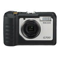 【レンタル】【6泊7日G700】リコー防水コンパクトカメラデジカメRICOHG700防水防塵デジタルカメラ