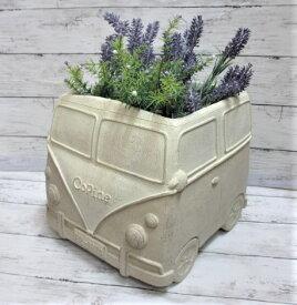 ファスカーポット ベージュ(GF3515)車風穴ありプランター /グラスファイバー・ガーデニング・寄せ植え・花・多肉植物・サボテン・観葉植物・プレゼント・ギフト/母の日