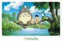 セール★となりのトトロ 1000ピースパズル「何が釣れるかな?」(no.1000-226) /スタジオジブリ/ジグソーパズル/エンスカイ