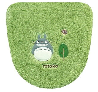 and with sale ★ Totoro toiletry heated cleaning and heating toilet seat ft cover / Studio Ghibli