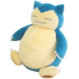 ポケットモンスター カビゴン もちふわクッション PZ04 033055 ポケモン 三英貿易/Pokemon GO/ぬいぐるみ/ギフト/プレゼント/ホワイトデー/母の日/父の日