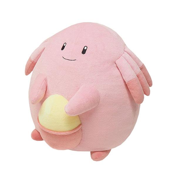 ポケットモンスター ラッキー もちふわクッション PZ15 031099 ポケモン 三英貿易/Pokemon GO/ぬいぐるみ/ギフト/プレゼント