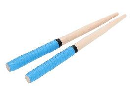 太鼓の達人 マイバチ 35cm 2本セット 水色 朴の木 ロール 新魔改造 ACゲーム wii テーパー まいばち maibati 連打