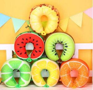 可愛いおもちゃ 果物 抱き枕 車用品 贈り物に最適 マクラ 6種類(T)
