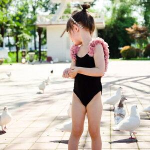 ガールズ 女の子 水着 赤ちゃん 子供服 ワンピース 韓国子供服 キッズ 可愛い(T)