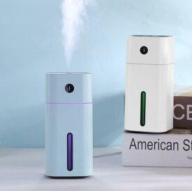 加湿器 除菌 スプレー加湿器 補水器 USBプラグイン 事務机 空気清浄器(T)