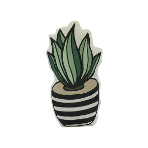 これからの季節に サボテン 鉢植え クッション 小さい鮮な リビングルーム ジューシー(T)