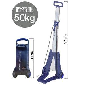 コンパクト カート キャリーカート CC-200 耐荷重50kg 保証付 (to1a003)
