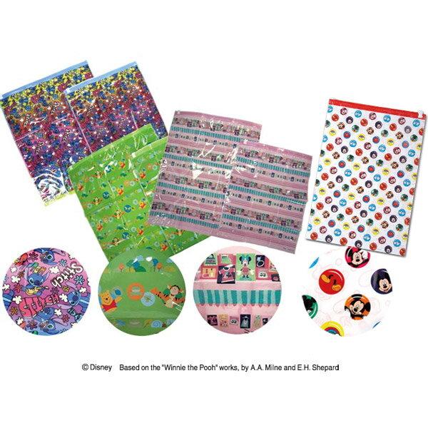 日本製 Disney ディズニー スライダー付き衣類圧縮袋 2枚組 2368 メール便OK(ko1a100)