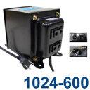 GPTGK1024-600 アップトランス 日本製 AC100V⇒昇圧⇒220-240V(容量600W)(to6a014)