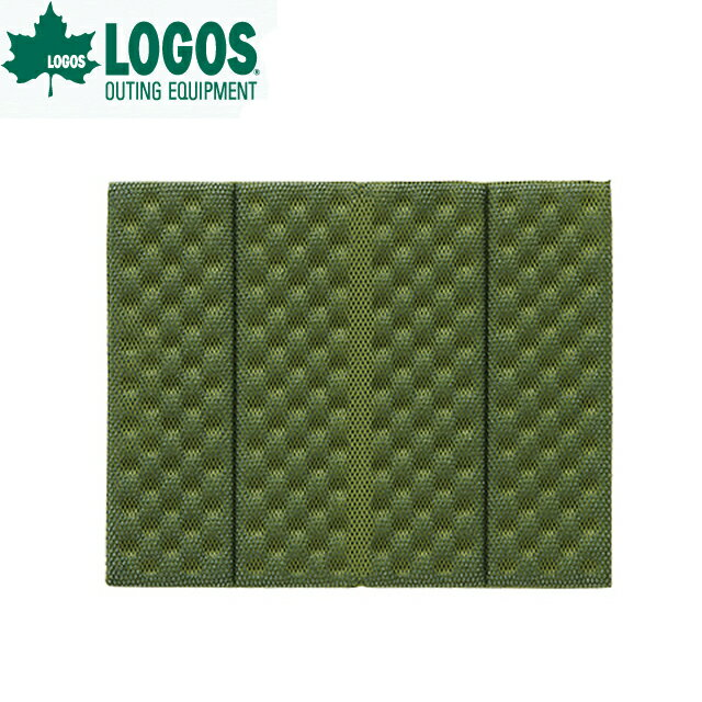 LOGOS ロゴス 小さくたためるnano座布団(Type-B) 73810131(ro0a040)