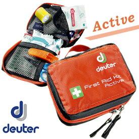 ドイター ファーストエイドキット・アクティブ 救急 箱 ポーチ 旅行 登山 アウトドア D4943016-9002 deuter First Aid Kit Active 4点迄メール便OK(ho0a181)