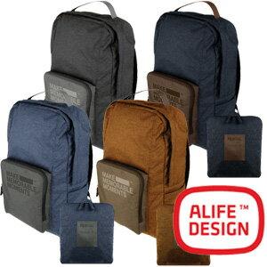 ALIFE アリフ Folding Extra Bag フォールディングエクストラバッグ バックパック20 SNFB-002(su0a155)