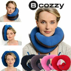 BCOZZY(ビーコージー)ネックバックアップピローLサイズ マルチクッション大 20080001(ei0a161)