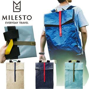 milesto(ミレスト)PEシリーズバックパックMLS519折り畳み式大容量リュックサックスクエア型(id0a217)