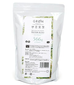 【送料無料】GRON グロン プロテインブレンド(グリーンモンスター) / 1kg