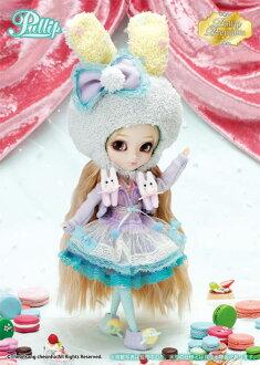 Pullip /KIYOMI-mint 冰激淋查看 (清美-薄荷冰淇淋版本)。