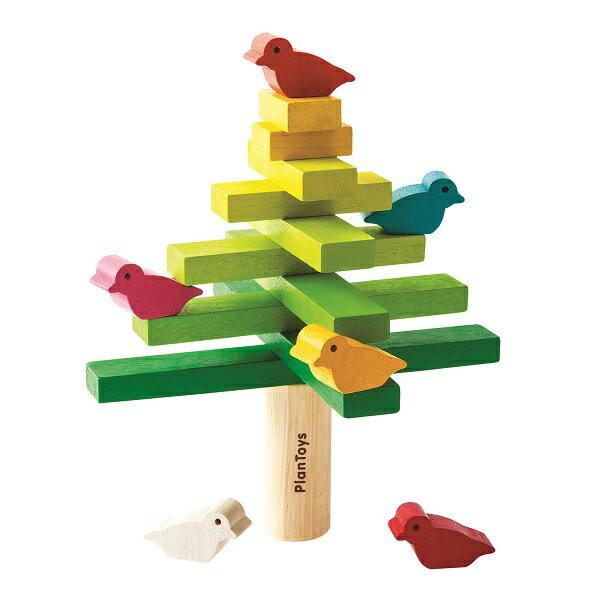 プラントイ 木のおもちゃ PLANTOYS バランシングツリー ゲーム 木製玩具 知育玩具 【あす楽対応】