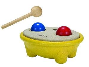 プラントイ 木のおもちゃ PLANTOYS ハンマーボール 知育玩具 プランウッド 木製玩具