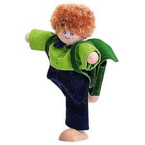 プラントイ 木のおもちゃ PLANTOYS ボーイ プランドールハウス人形 おままごとに 木製玩具 【あす楽対応】
