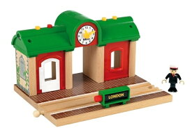 BRIO(ブリオ) 木製レール レコード&プレイステーション 木のおもちゃ 木製玩具 【あす楽対応】