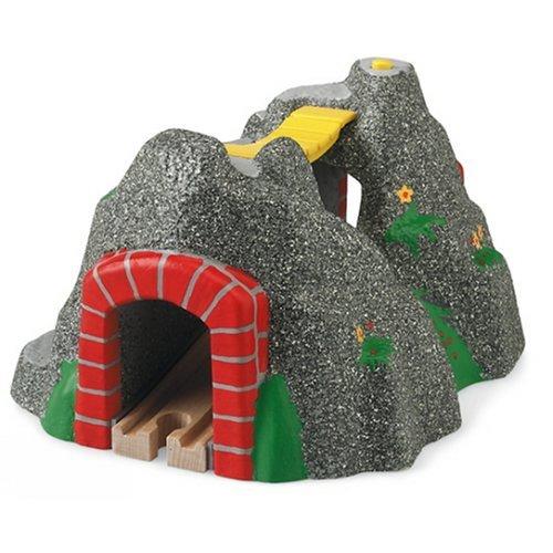BRIO(ブリオ) 木製レール アドベンチャートンネル
