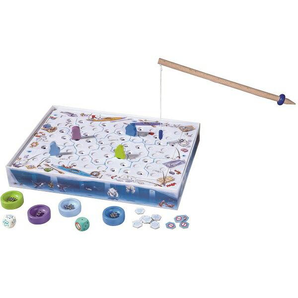 HABA ハバ社 ドイツ製 カヤナック 魚釣りゲーム 知育玩具 さかな おもちゃ 【あす楽対応】