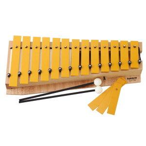 鉄琴 スタジオ49 モデルグロッケン アルト・D ガイドブック付き 楽器玩具 木のおもちゃ はじめての鉄琴 STUDIO49 ドイツ製