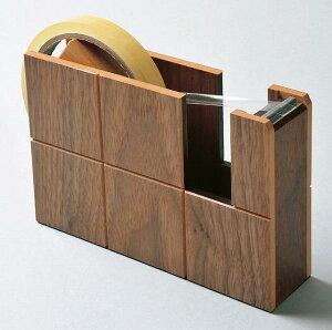 グリッツ セロハンテープカッター 木製 シンプル 日本製 グリッツテープカッター おしゃれ 【あす楽対応】