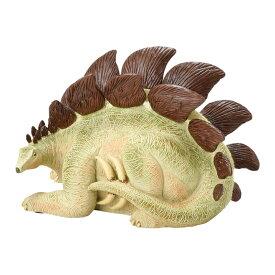 3本傘立て(ステゴサウルス) アンブレラスタンド 恐竜 かっこいい おしゃれ レジン