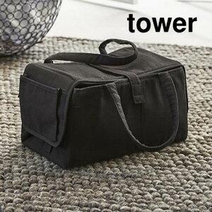アイロン収納マット tower(タワー) ブラック アイロン台 収納