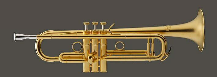 "BSC(Brass Sound Creation) ""WM"" トランペット"