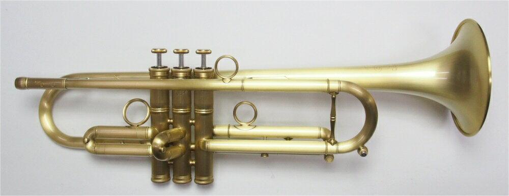 【旧定価特価!】 ZORRO(ゾロ)トランペット Custom BUILT ModelII サテンラッカーモデル