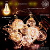 Christmas ornament Garland lights [Ali version] light bulbs lamp Garland Christmas tree ornament decoration decorative Garland 11-end of stock book