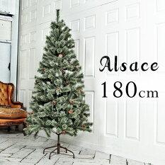 クリスマスツリー180cm高級クリスマスツリードイツトウヒツリーJ-150cmヌードタイプフック式クリスマスツリー