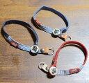 迷子札(ネームプレート)をつけられるペット用チョーカーネックレス。DM便で送料無料