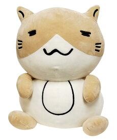 猫渕さん ぬいぐるみ 大サイズ 抱き枕