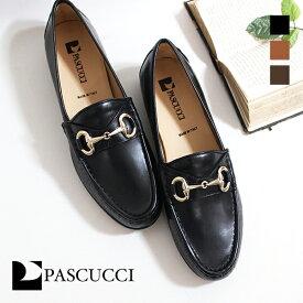 期間限定ポイント5倍PASCUCCI パスクッチ 3238-zoe ビットローファー マニッシュ レディース ground靴