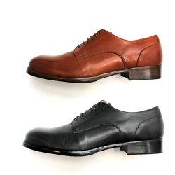 【送料無料】【2016春夏新作】Men'schausser(ショセ)C7013短靴ドレスシューズブラック|ground|靴