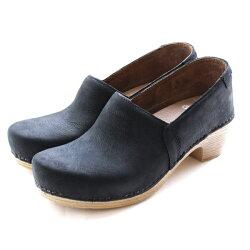 【送料無料】dansko/ダンスコMAVISメイヴィスサボサンダルブラック|ground|靴|