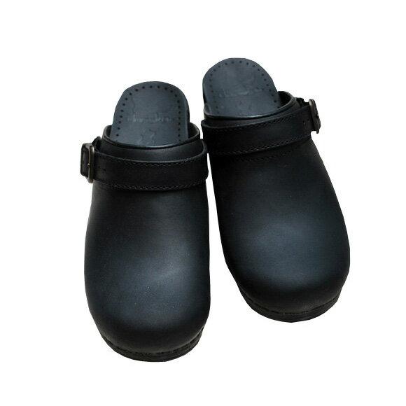 【送料無料】【2017秋冬】dansko/ダンスコ INGRID イングリッド OILED BLACK オイルドブラック コンフォート2WAYサボクロッグス ground 靴 