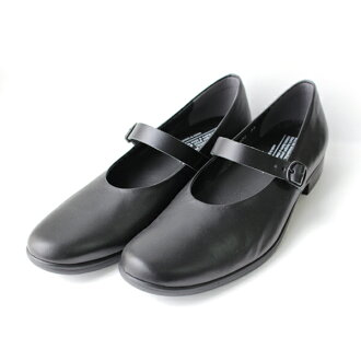 ec1d6a39ac74 TRAVEL SHOES by chausser (トラベルシューズバイショセ) TR-002 one strap shoes black