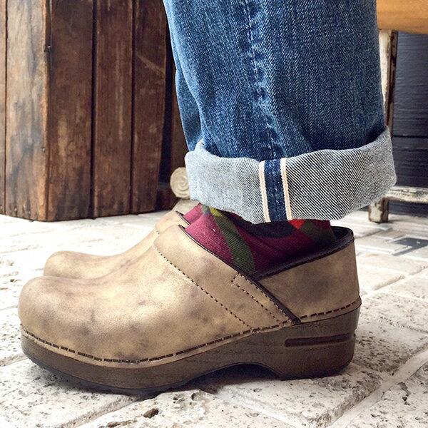 【送料無料】【2017秋冬】dansko/ダンスコ Professional Womans プロフェッショナル ブロンズ BRONZ 踵有りコンフォートクロッグスサボサンダル ground 靴 