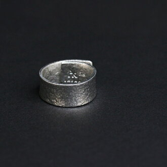 NAGAE+ ナガエプリュス TINBREATH ティンブレス ring Ring 10*80mm Silver silver tin bell ring man and woman combined use unisex home-013-SOJ ground accessories 2019 coupon in the spring and summer