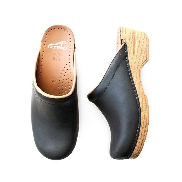 【送料無料】dansko/ダンスコ SONJA/ソンジャ コンフォートクロッグスサボサンダル ブラック ground 靴 